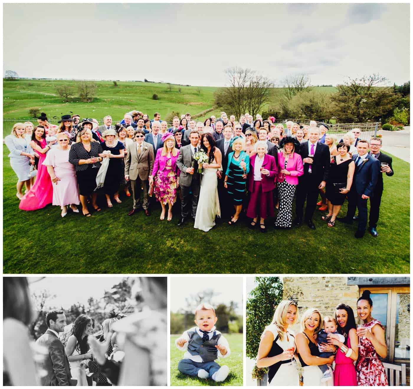 Kingscote Barn wedding reviews