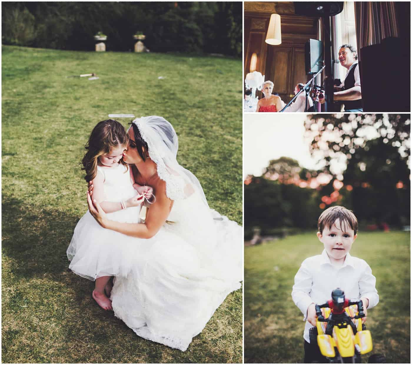 Claudia + Ben - Cowley Manor Wedding