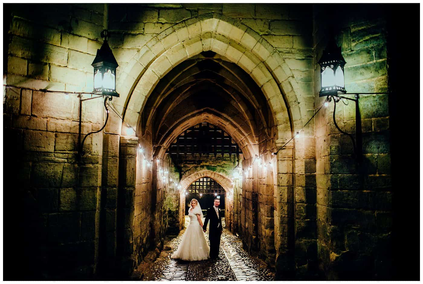 Warwick Castle Wedding Photography