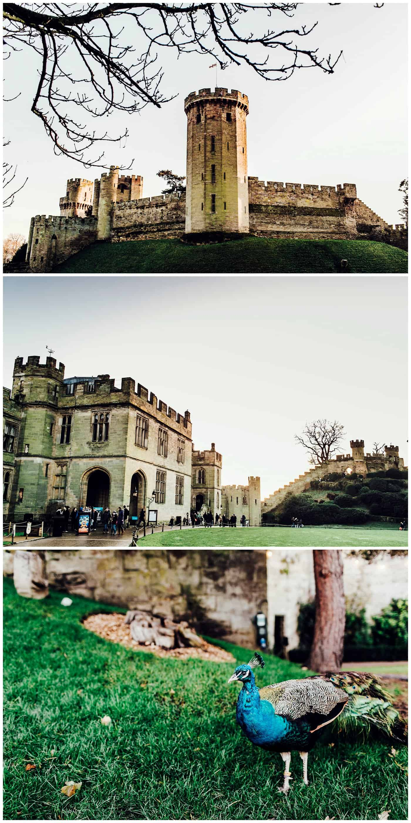 Warwick Castle Wedding Photos