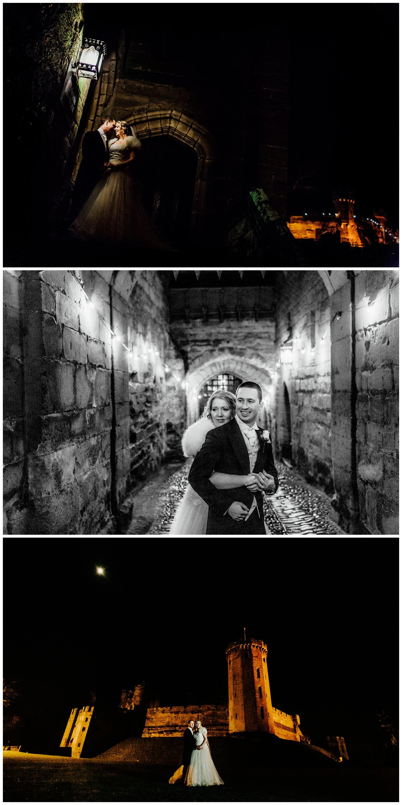 Warwick Castle Wedding Photographers
