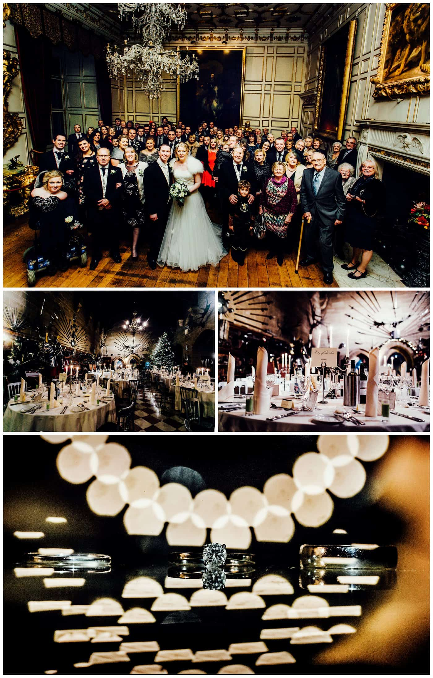 Warwick Castle Wedding Photographer