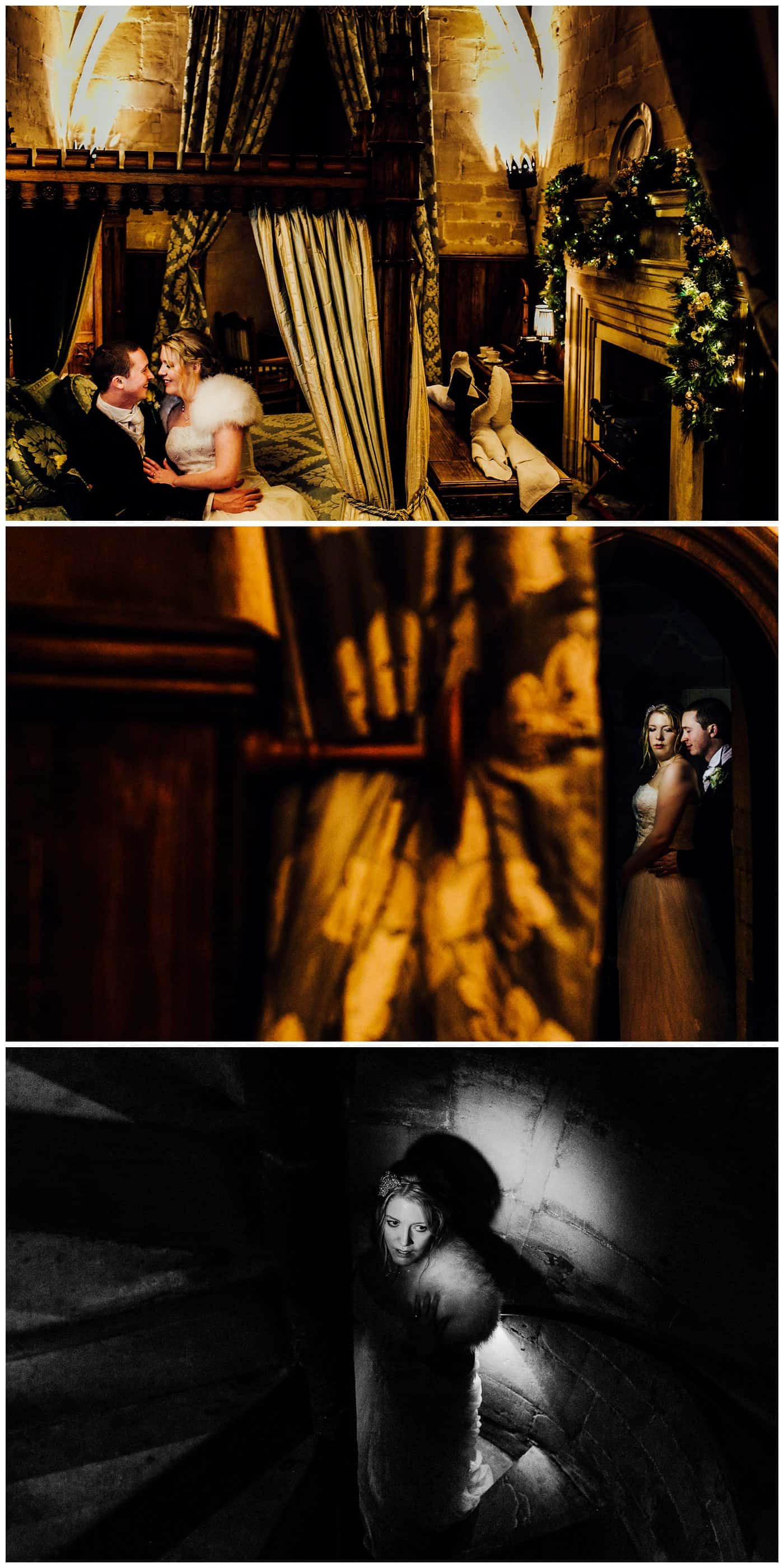Wedding Photographers Warwick Castle