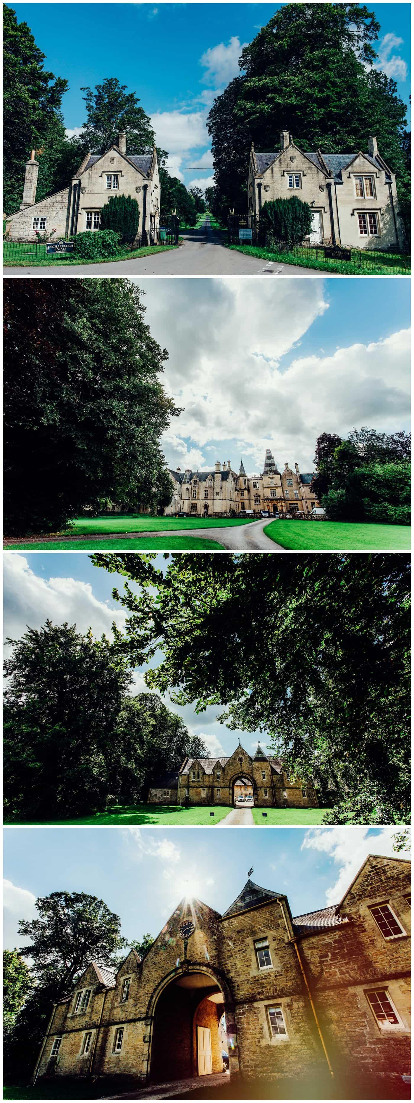 orchardleigh house photos